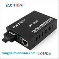 Media Converter BTON BT-950SM-25
