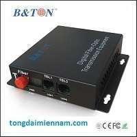 Telephone Converter BTON BT-2PF-T/R