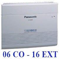 Tổng đài điện thoại Panasonic KX-TES824 (6-16)