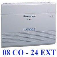 Tổng đài điện thoại Panasonic KX-TES824 (8-24)